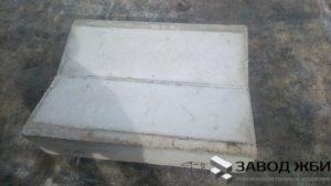 лоток бетонный водоотводный