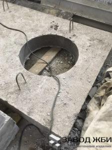 плиты перекрытия жби