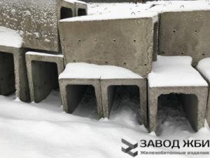 бетонные дренажные лотки